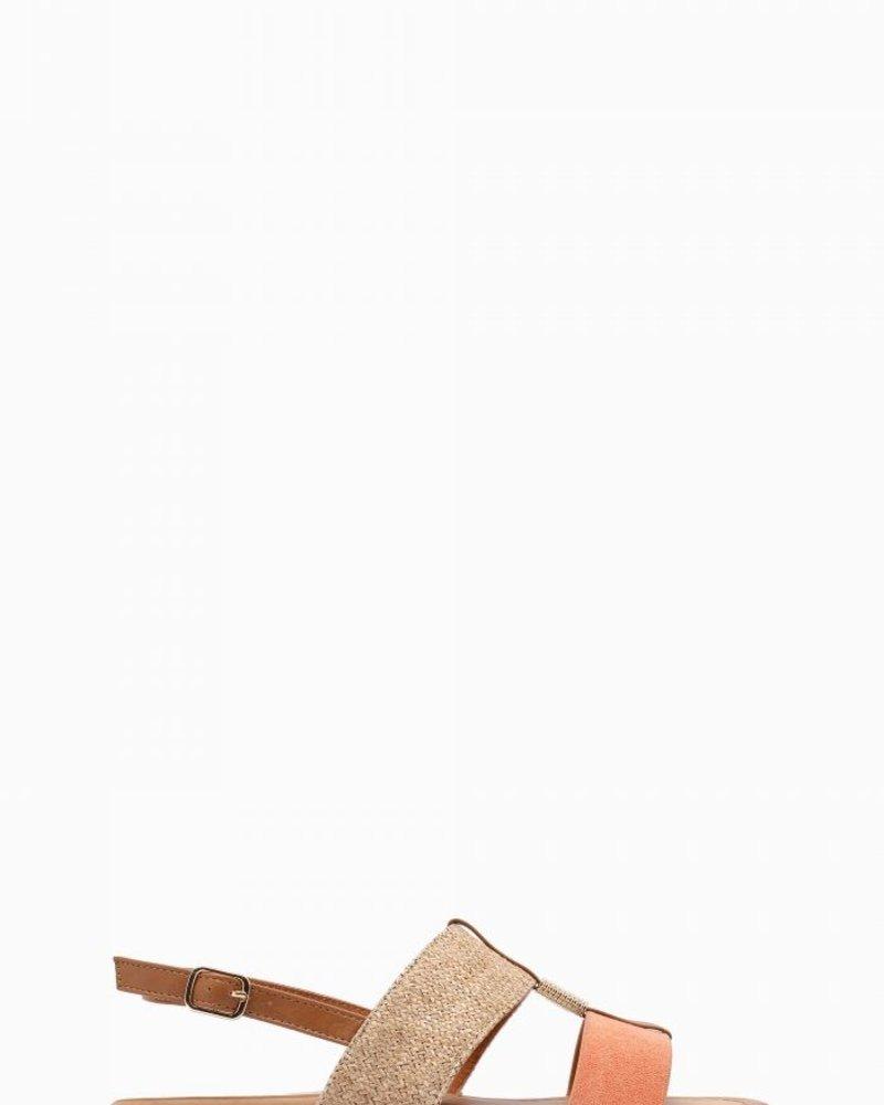 Alix Sandals Corail