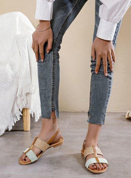 Alix Sandals Mint