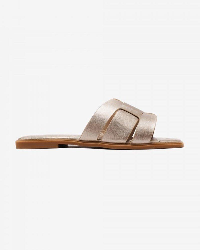 Eden Slippers Gold