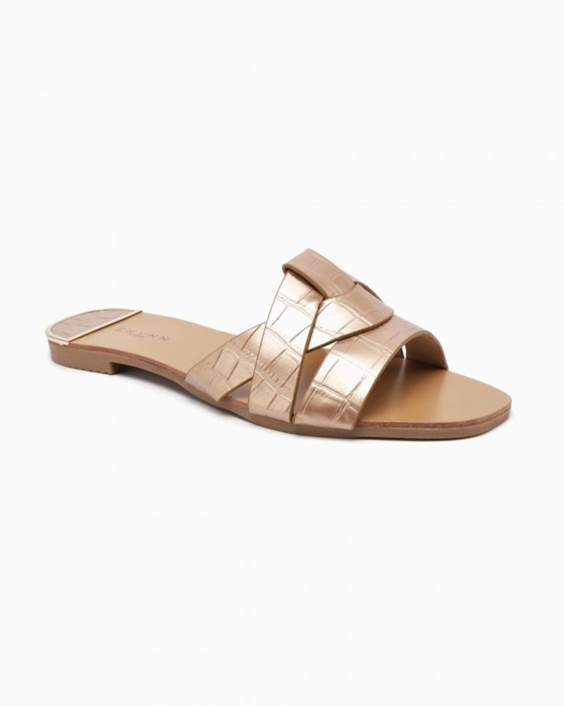 Ellie Slippers Rosé Champagne