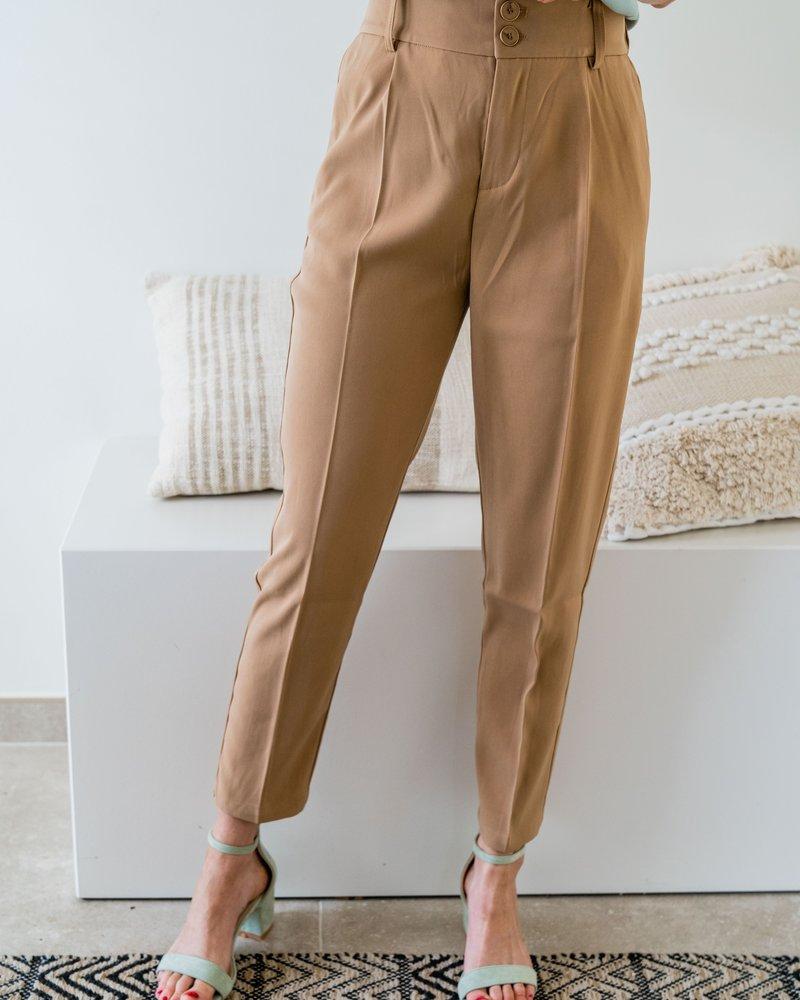 Alix Pants Taupe