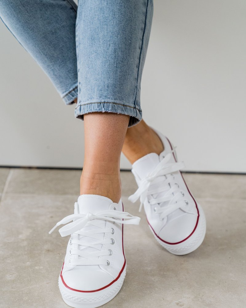 Laurel Sneakers White