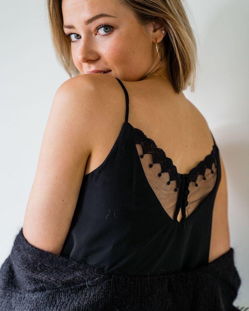 Manon Top Black