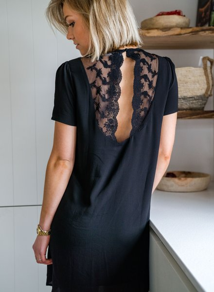 Lina Dress Black