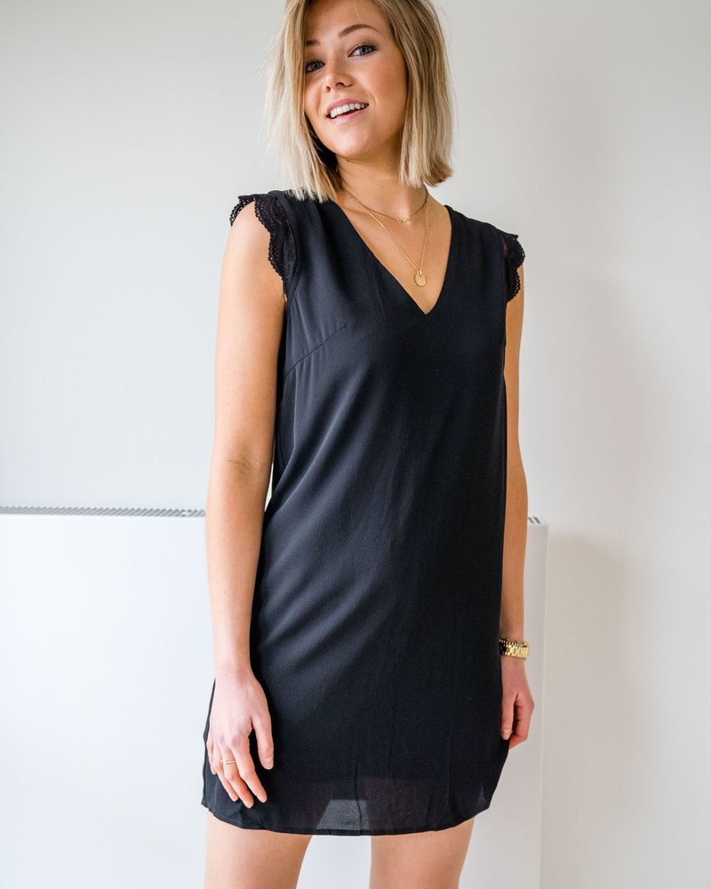 Kim Dress Black