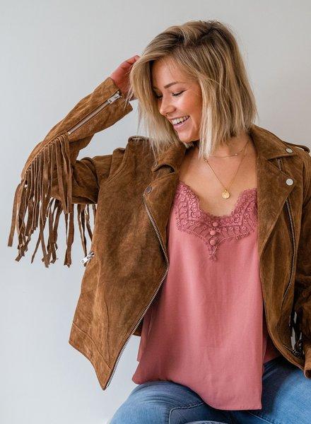 Cowboy Leather Vest
