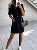 Zena Dress Black