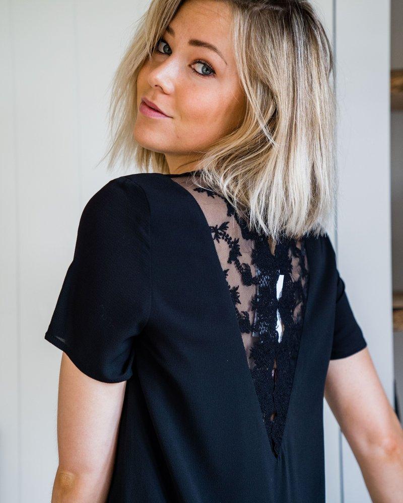 Joli Dress Black 78102