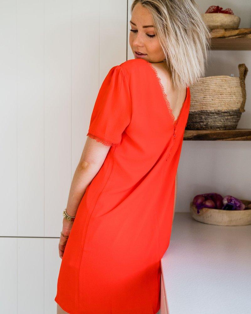 Corail Dress