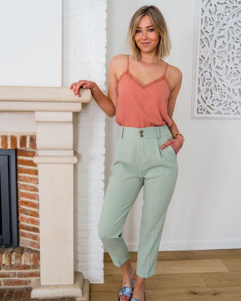 Alix Pants Mint