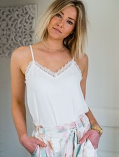 Marie Top White 77585