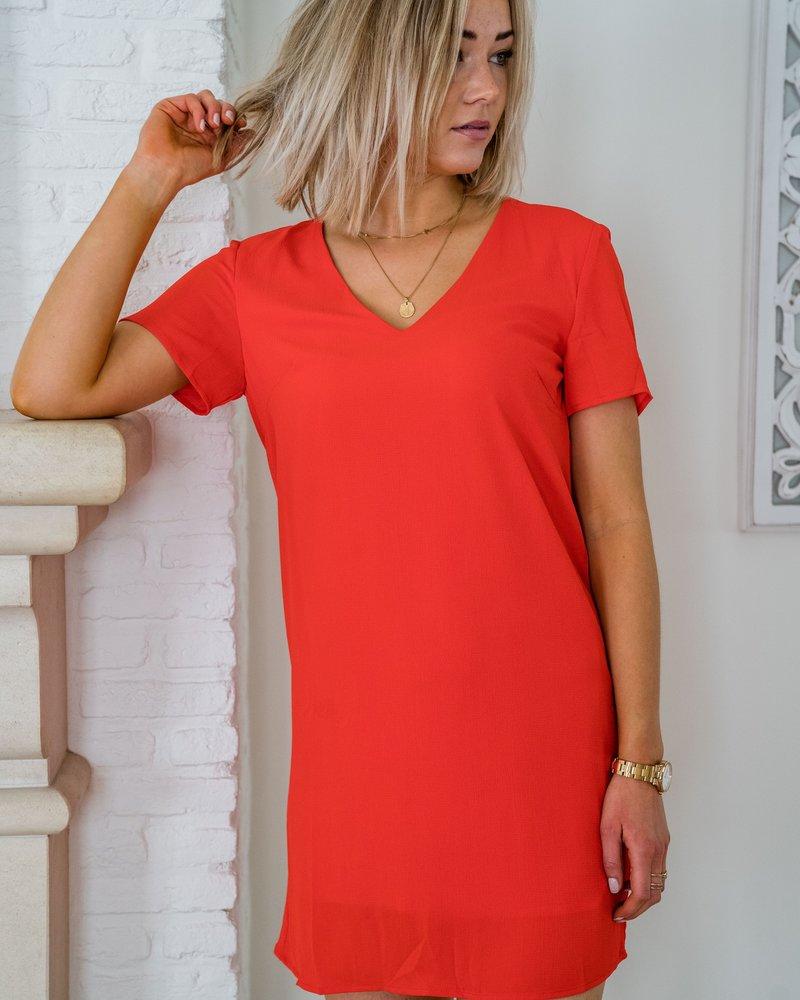 Joli Dress Corail 78102