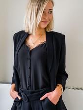 Classy Blazer Black