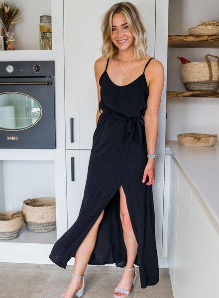 Mali Maxi Dress Black