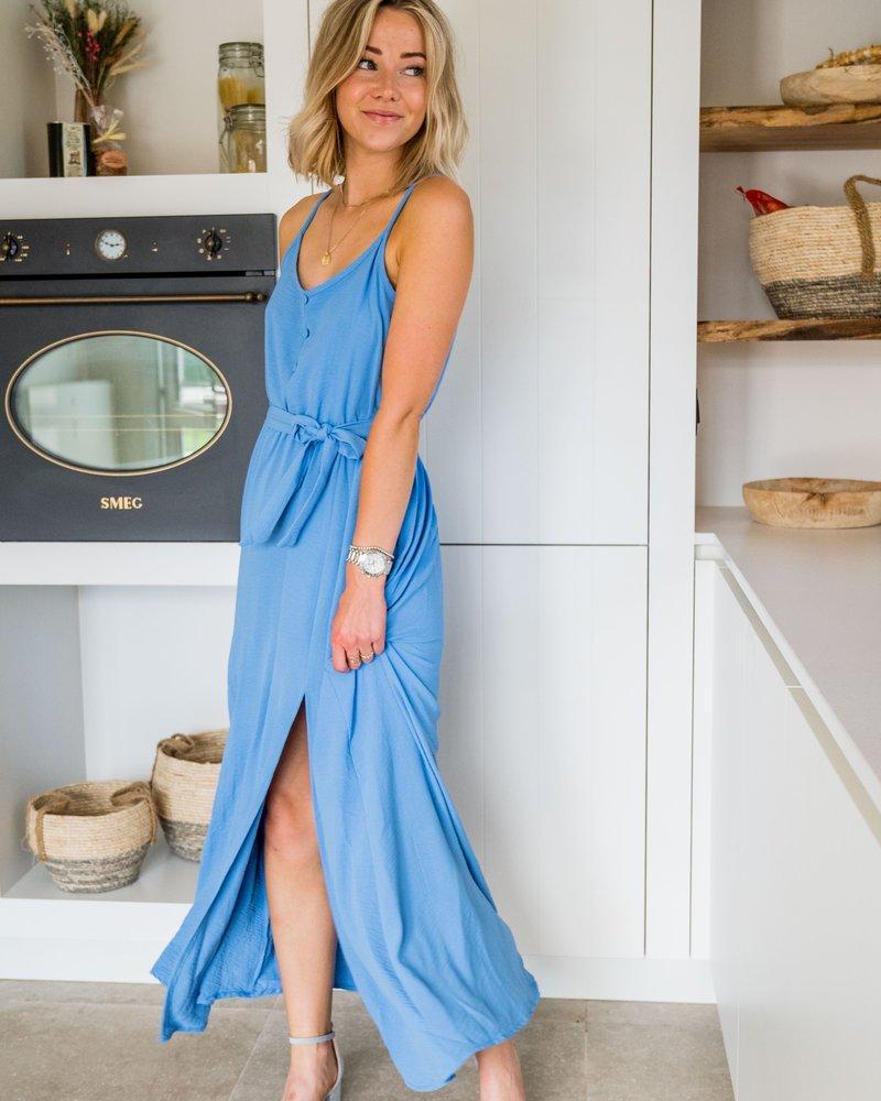 Mali Maxi Dress Blue