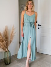 Mali Maxi Dress Mint