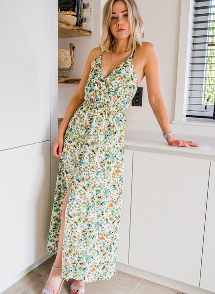 Elo Dress Green