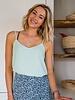 Maxi Flower Split Skirt