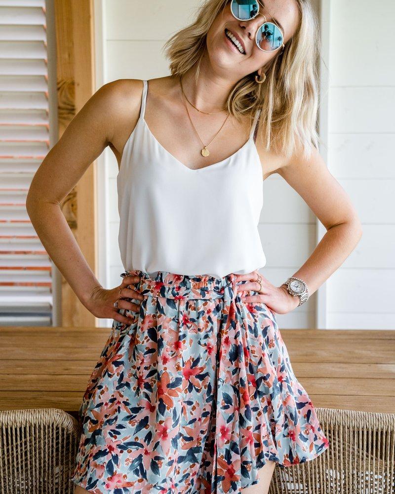 Milla Skirt Green