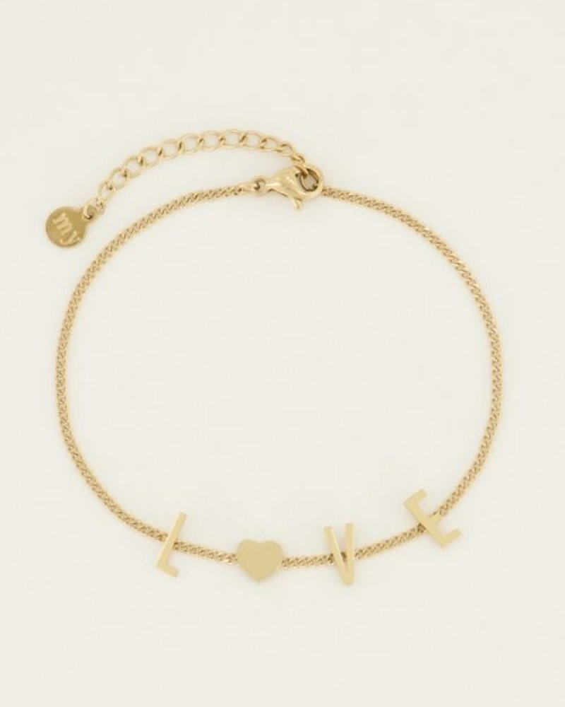 Armband LOVE Letters