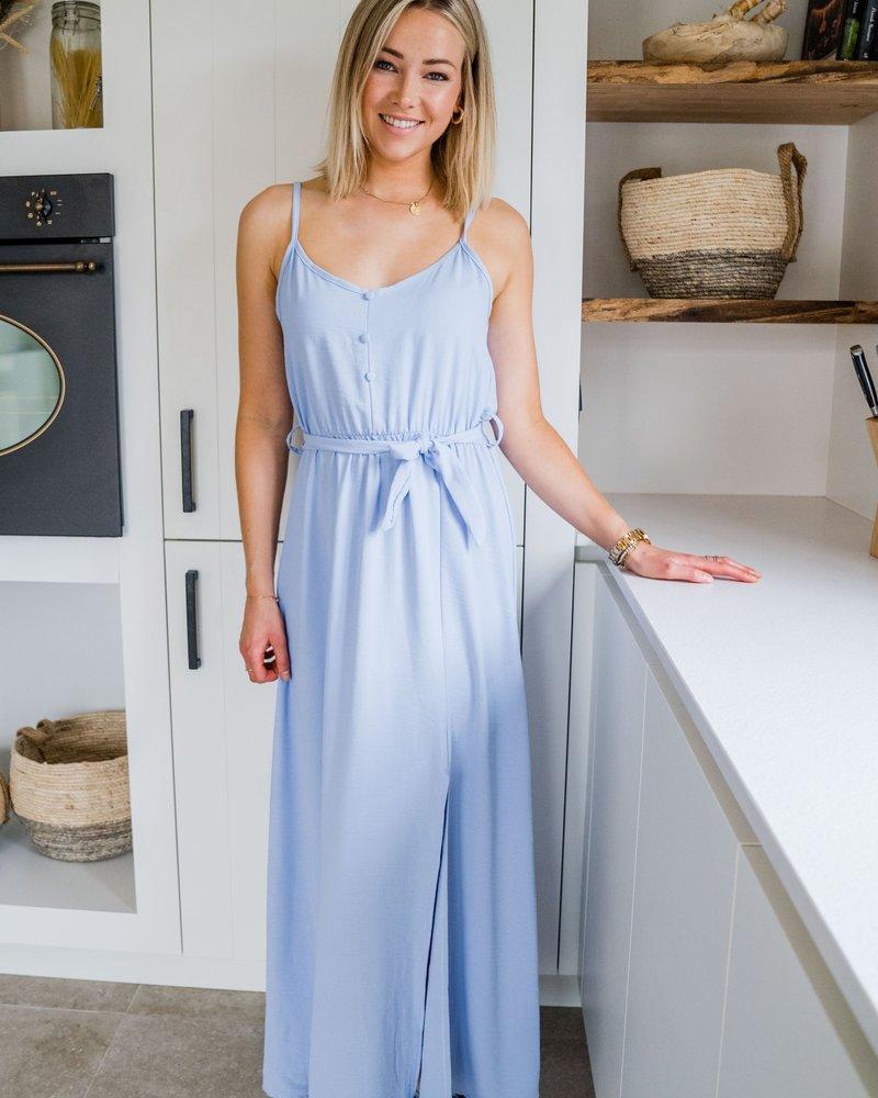Mali Maxi Dress Ciel