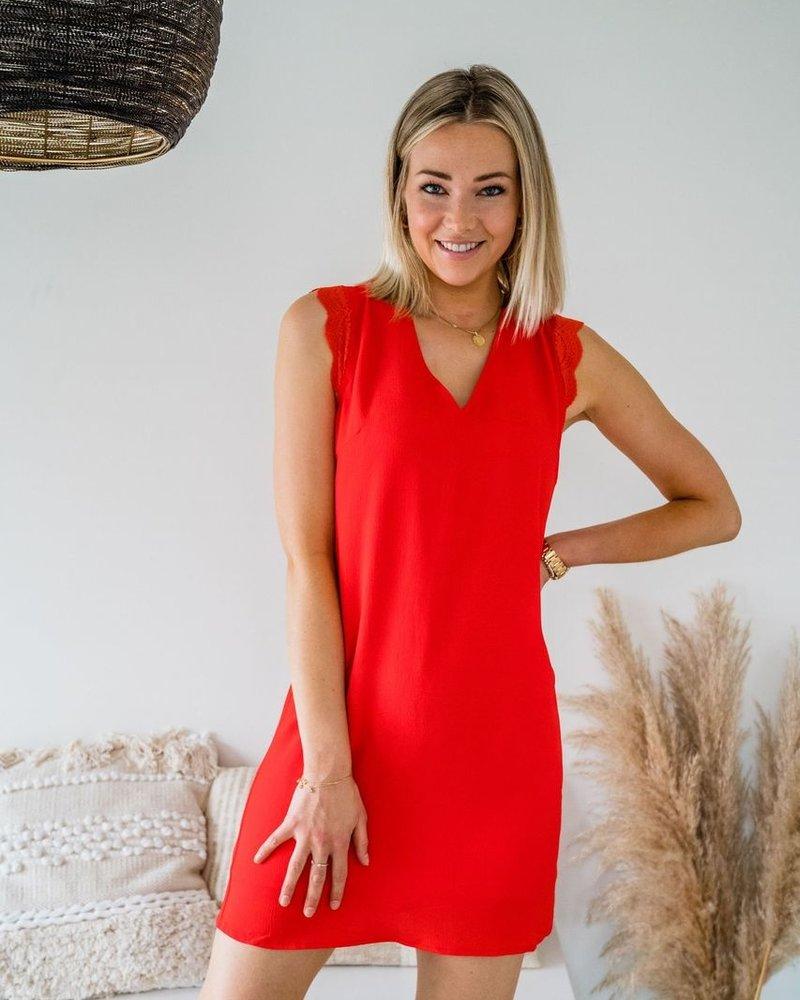 Kim Dress Corail