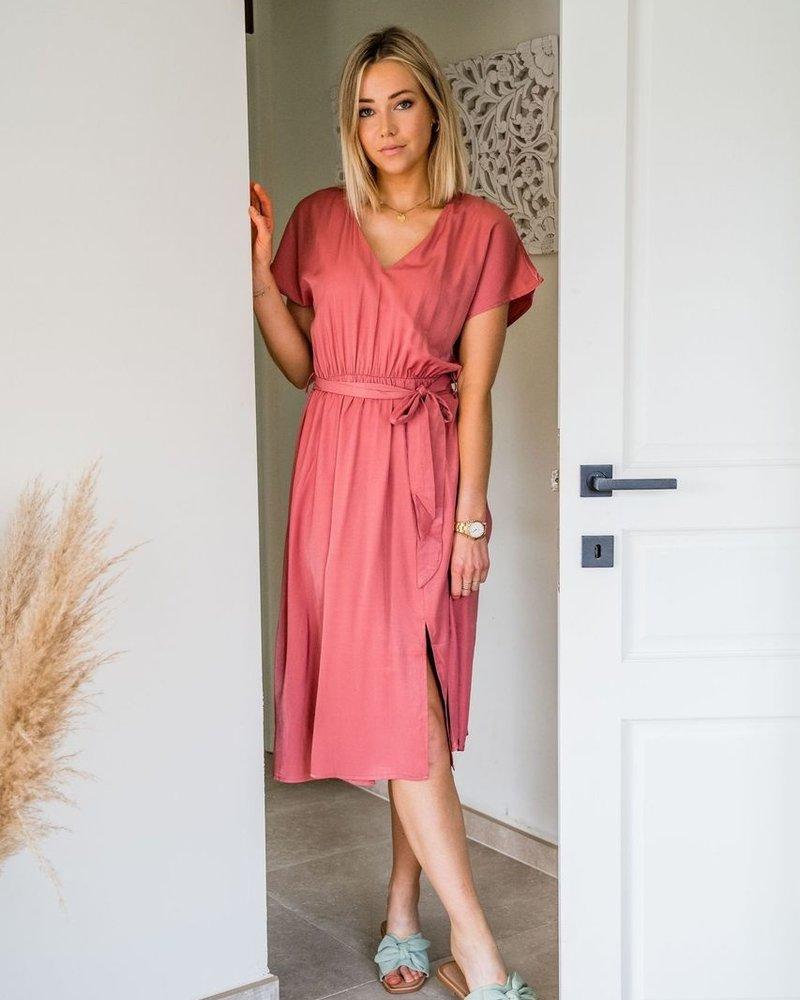 Ella Dress Pink