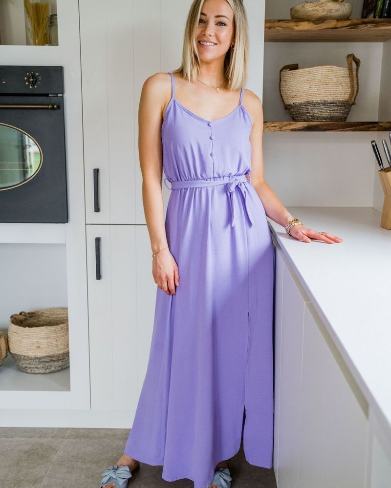 Mali Maxi Dress Lila