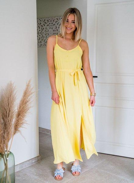 Mali Maxi Dress Yellow