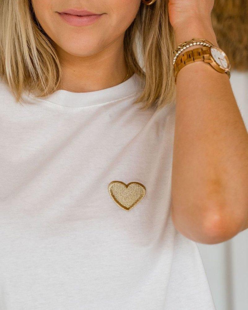 Golden Heart White