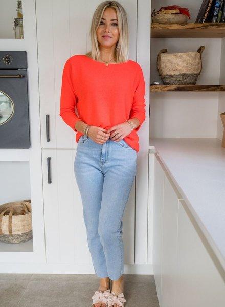 Eva Straight Jeans