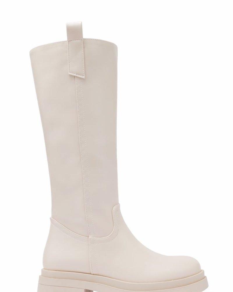 Kindra Boots Beige