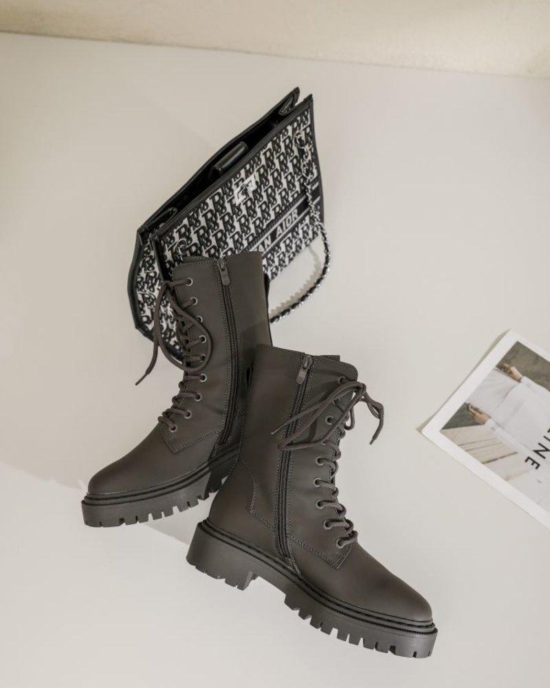 Belle Boots Kaki