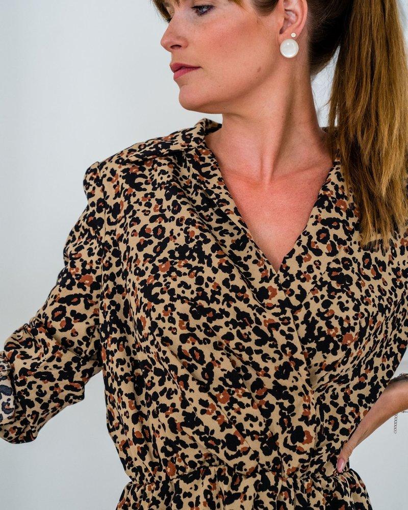 Leopard Tunic