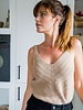 Knitted Top Taupe