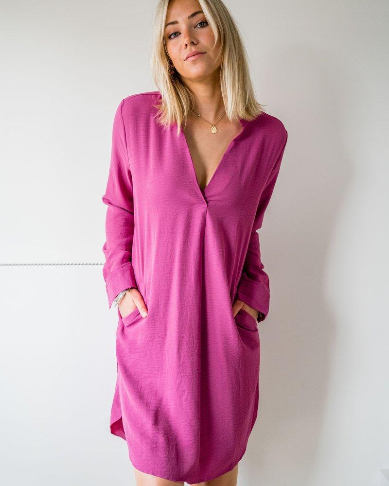 Lesley Dress Pink