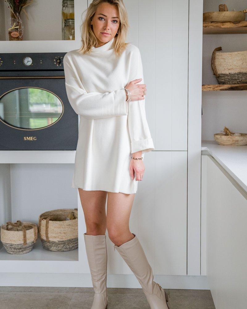 Noa Dress White
