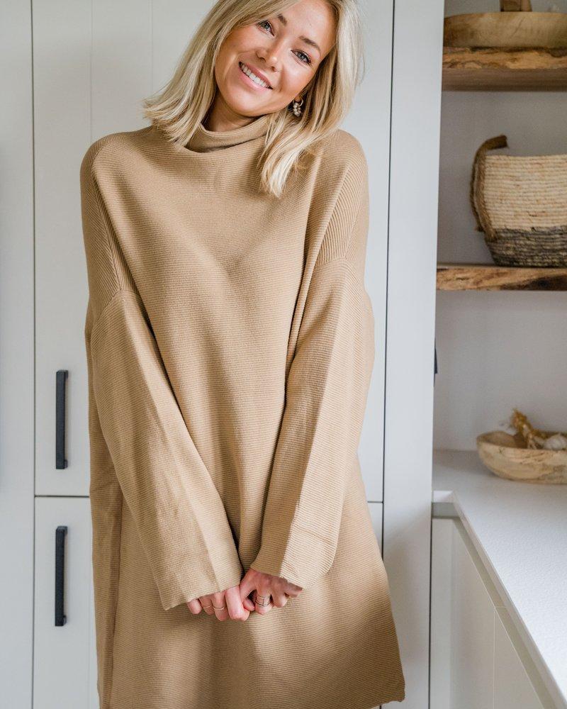 Noa Dress Camel