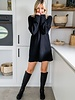 Noa Dress Black