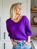 Milla Sweater Purple