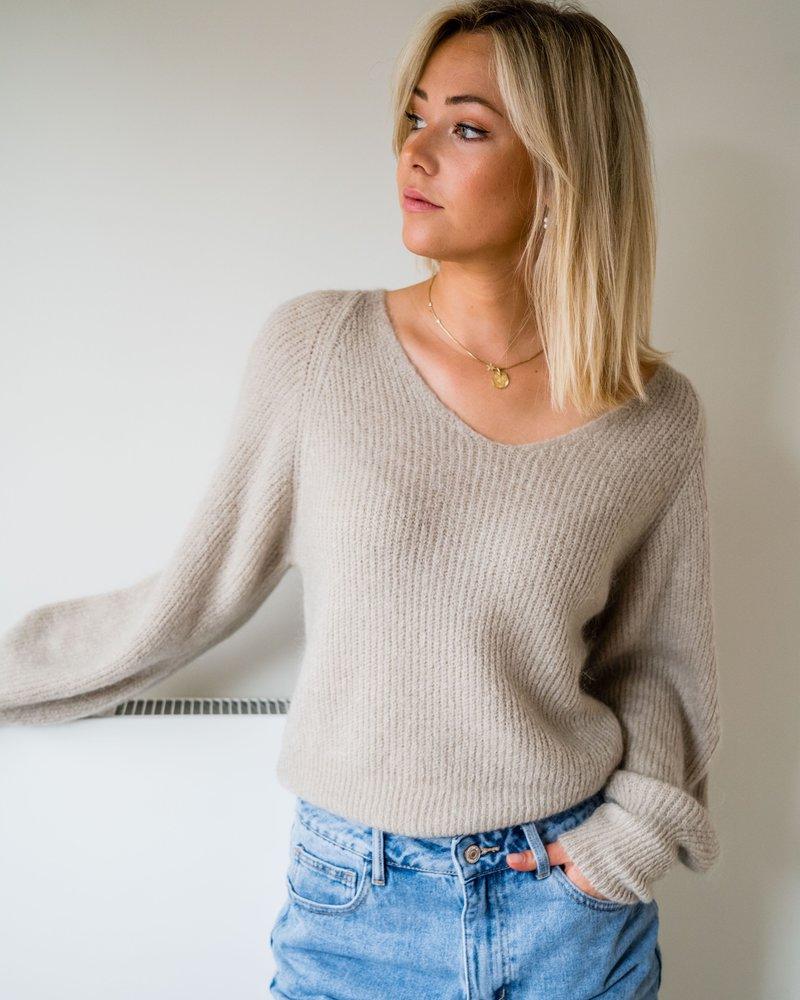 Milla Sweater Beige