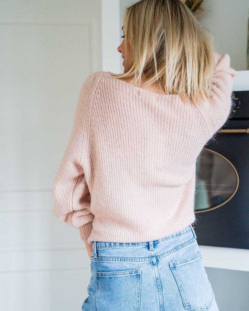 Milla Sweater Pink