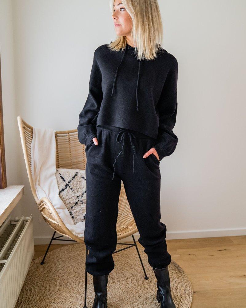 Homewear Hoody Black