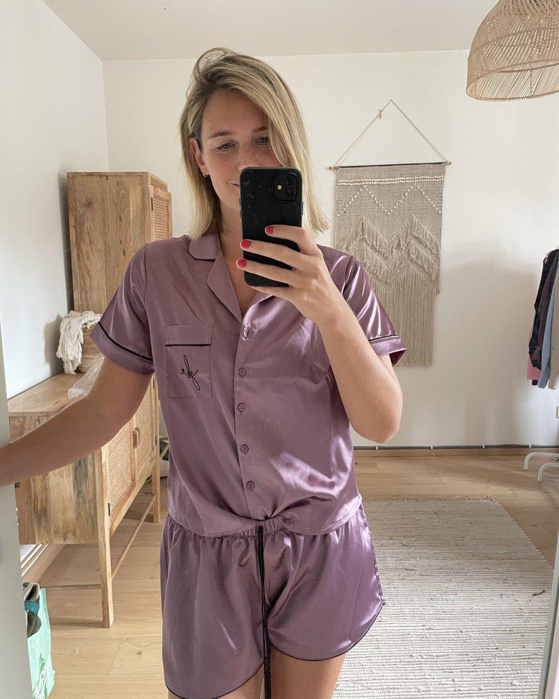 Yentl - Pyjama Set Nude