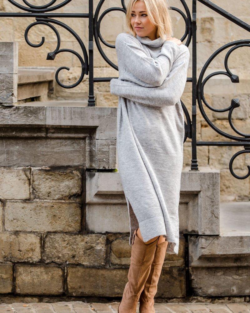 Lui Dress Grey