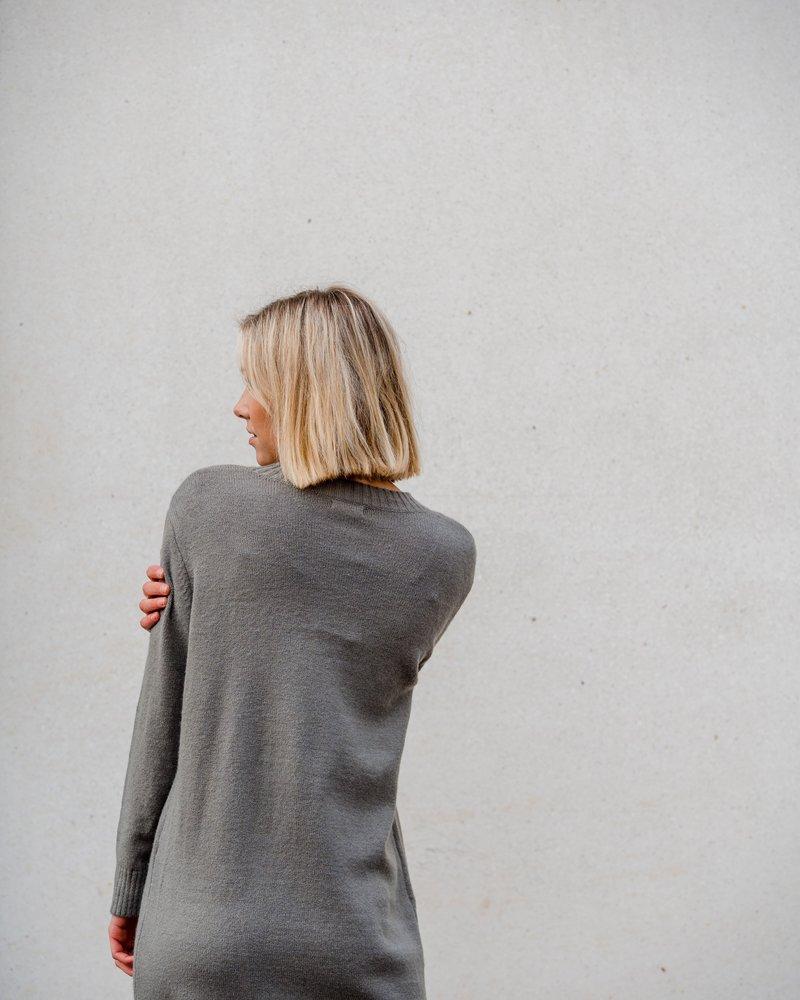 Ina Sweaterdress Kaki