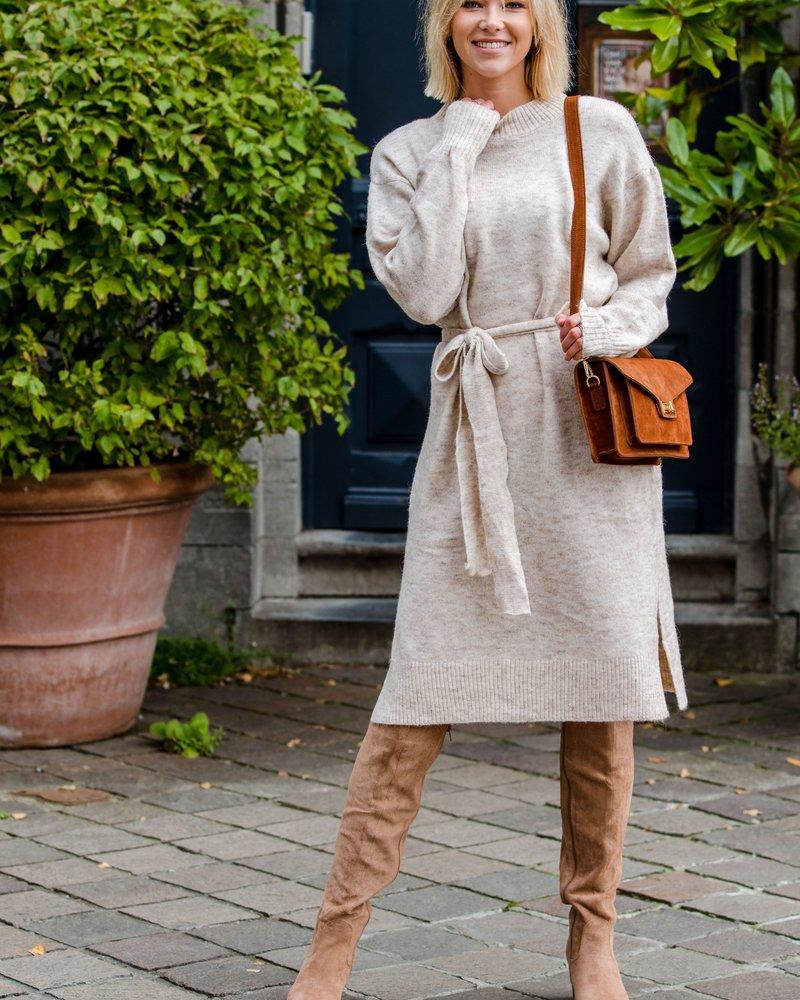 Leather Bag Camel