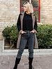 Lena Vest Black
