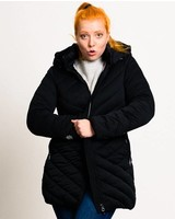 B E S T S E L L E R  Women Winterjacket in black