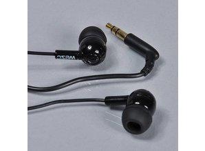 WeSC kazoo-in-ear-black